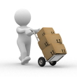 Perfekte Logistik